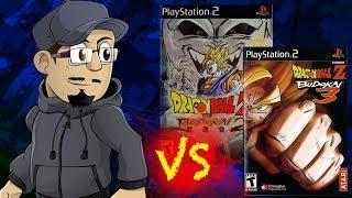 Johnny vs. Dragon Ball Z: Budokai 2 & 3