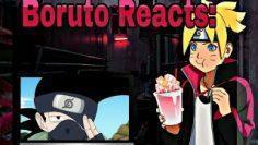 Boruto Reacts: Goku Sensei?! Dbz Parody