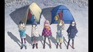 REVIEW: Laid-Back Camp (Yuru Camp)