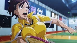 Hanebado! Episode 1 Live Reaction はねバド!