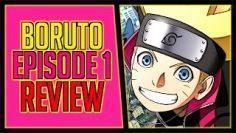 Boruto Episode 1 Review
