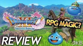 Dragon Quest XI Review BEST JRPG THIS GEN? | JKB