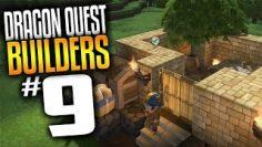 Dragon Quest Builders Gameplay – Ep 9 – Town Design (Lets Play Dragon Quest Builders