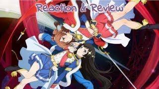 Revue Starlight (少女☆歌劇 レヴュー・スタァライト) Episodes 1 & 2 Reaction & Review
