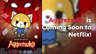 Aggretsuko – Coming Soon To Netflix!