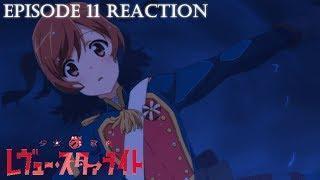Shoujo Kageki Revue Starlight Episode 11 Reaction: Imprisoned Starlight