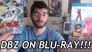 Dragon Ball Z On Blu-Ray Review