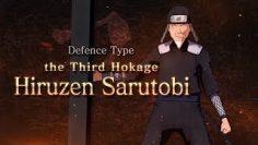 NARUTO TO BORUTO: SHINOBI STRIKER – Hiruzen Sarutobi DLC Trailer   PS4, X1, PC
