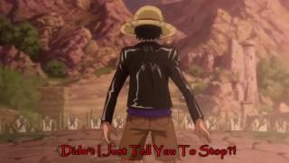 One Piece Trailer