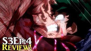 My Hero Academia Season 3 Episode 4 Review! [My Hero]