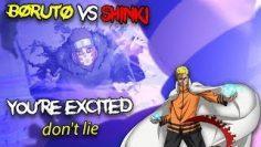 How Boruto vs Shinki Just Made Everyone Cry & Hype – Boruto Episode 61 Review