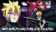 the real reason Boruto Has Unlocked The Pure Eye – Jougan Dojutsu Explained