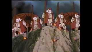 Princess Mononoke (1997) Trailer (VHS Capture)