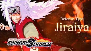 Naruto To Boruto: Shinobi Striker – Jiraiya DLC Trailer