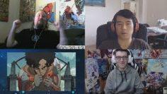 Joe VS Potemkin Reaction Mashup (Megalo Box episode 3)