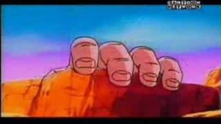 Dragonball Z promo commercial (Cartoon network)