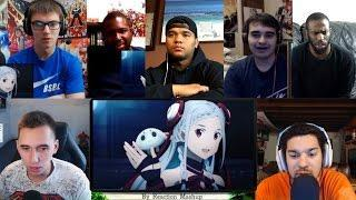 Sword Art Online The Movie: Ordinal Scale Trailer 2 Reaction Mashup