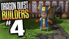 Dragon Quest Builders Gameplay – Ep 4 – Invasion Defence! (Lets Play Dragon Quest Builders)