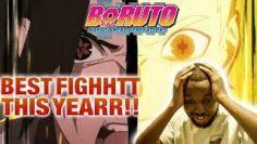 FIRST TIME WATCHING BORUTO…BEST FIGHT THIS YEAR!! | BORUTO EPISODE 65 REACTION