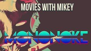 Princess Mononoke (1997) – Movies with Mikey