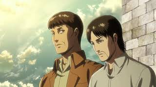 Grisha Yeager Came From Outside The Walls Attack on Titan Season 3 Episode 11