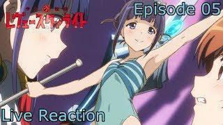 [Live Reaction] Shoujo☆Kageki Revue Starlight Episode 5