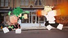 Quirk:My Hero Academia(Promo Vid 2018)