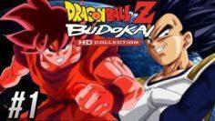 Dragon Ball Z: Budokai 3 (HD Collection) – Part 1 (Goku)