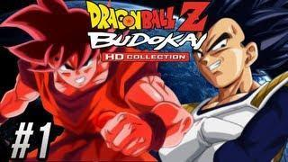 Dragon Ball Z: Budokai 3 (HD Collection) – Part 1 (Goku)
