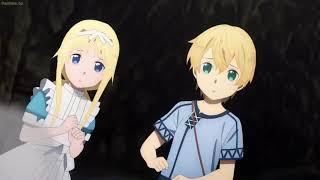 Sword art online alicization trailer (English dub)