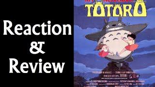 Reaction & Review | My Neighbor Totoro