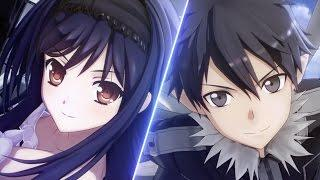 Accel World vs Sword Art Online – New Years Showcase Announcement Trailer