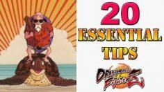 Dragon Ball FighterZ – 20 essential tips for new and returning players