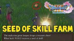 Dragon Quest XI How To Farm Infinite SEEDS OF SKILL Guide (Dragon Quest 11)