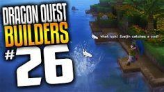 Dragon Quest Builders Gameplay – Ep 26 – Cod Fish (Lets Play Dragon Quest Builders