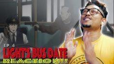 Light's Bus Date! First Time Watching Death Note Episode 4 Reaction