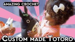 Totoro Fan Reacts To Custom Made Studio Ghibli Gift Set