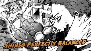 Shinso Will Always Be Balanced & Relevant   My Hero Academia Chapter 197