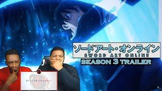 Sword Art Online: Alicization – Season 3 Trailer | Reaction