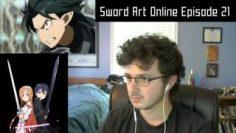 Sword Art Online Episode 22 Live Reaction