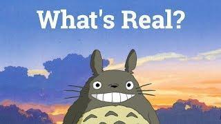 My Neighbor Totoro: What's Real?