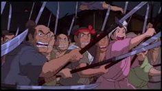 Princess Mononoke genre shift trailer