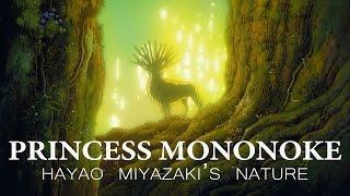 Princess Mononoke: The Power of Miyazaki's Nature