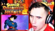 Grand Priest trains Goku!!?? – Super Dragon Ball Heroes Episode 8 REACTION!!