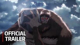 Attack on Titan Season 3 Part 2 Trailer – Official PV