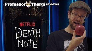 Netflix's Death Note – Thorgi Reviews