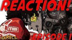 Black Guy Reacts to Megalo Box [Say yes to Anime: Episode 1]