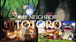 REDIRECT! My Neighbour Totoro Movie- Parts 1 and 2 Reaction