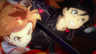 Sword Art Online: The Beginning Project Official Japanese Teaser Trailer