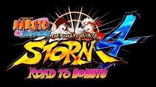 Official Road to Boruto Gameplay – Naruto Shippuden: Ultimate Ninja Storm 4